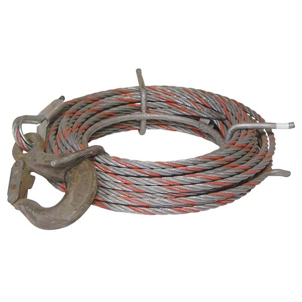 Tirfor Wire Rope for T508D - 20m | Workshop & Equipment | Winches ...
