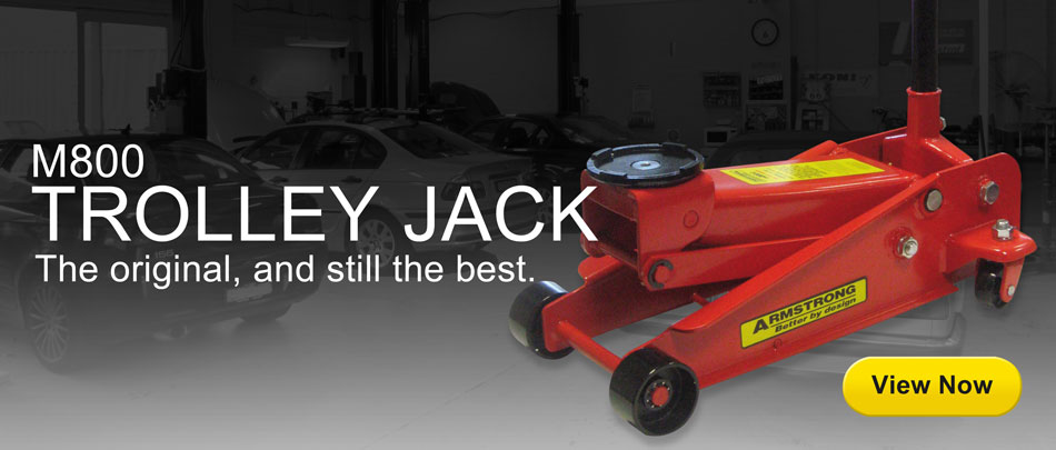 ARM800 Professional Trolley Jack