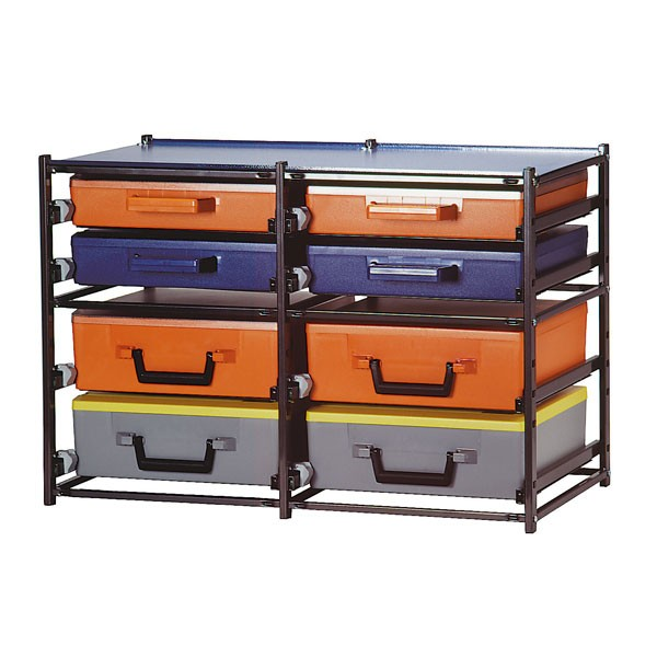 Dual Drawer Frame Kit With Cases