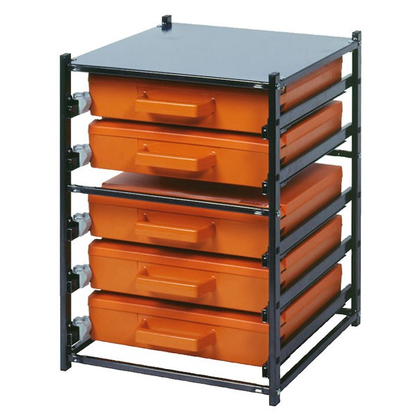 Drawer Frame With Cases